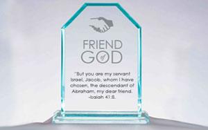 Comment devenir ami de Dieu